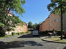 Barthstraße in Kassel