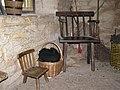 Basic accommodation, Single Log Cabin - geograph.org.uk - 1303690.jpg