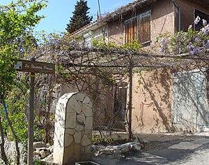 La Treille - Image: Bastide neuve 76