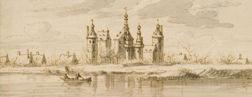 Batenburg in 1674.
