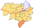 Bautzen Map Oberkaina.PNG