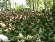 File:Bay'ah Ceremony of the Commanders of Islamic Revolution Committees with Ali Khamenei, 8 June 1989 (video).webm