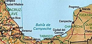 Bay of Campeche - Bay of Campeche