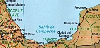 Bay of Campeche