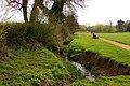 Bayswater Brook at Barton - geograph.org.uk - 2357550.jpg