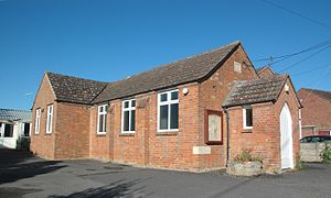 Bayworth - Image: Bayworth Baptist Chapel