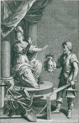 On Crimes and Punishments - Illustration from the 6th edition