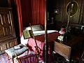 Bedroom at Erddig Grade I Listed Building in Marchwiel, Wrexham, Wales 148.jpg