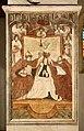Begijnhofkerk, muurschildering , Kroning van Maria door H.Drievuldigheid - 373931 - onroerenderfgoed.jpg