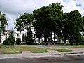 Belarus-Niasvizh-Symon Budny Monument.jpg