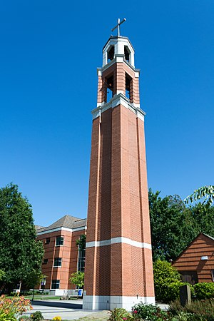 University of Portland - The bell tower