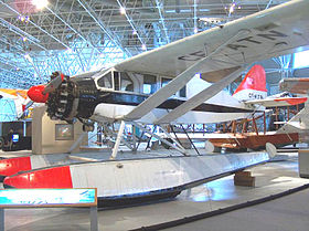 Bellanca CH-300 CF-ATN Pacemaker al Canada Aviation Museum