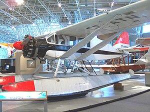 Bellanca CH-300 Pacemaker - Bellanca CH-300 CF-ATN  Pacemaker Canada Aviation Museum