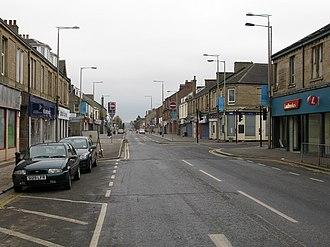 Bellshill - Bellshill Main Street