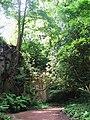 Belsay Hall - Quarry Garden - geograph.org.uk - 1479374.jpg