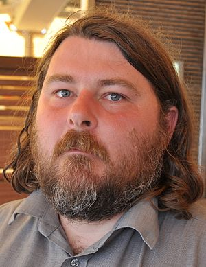 Ben Wheatley - Wheatley in 2012