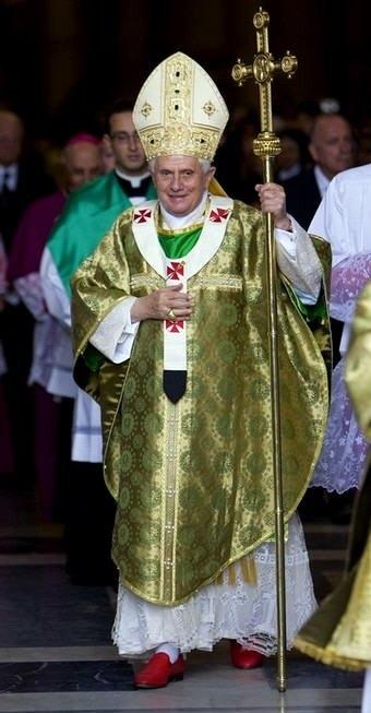 Benoît XVI synode 2008