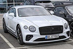Bentley Continental GT (3rd gen.) IMG 2929.jpg