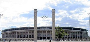 Sport in Germany - Olympiastadion Berlin