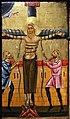 Berlinghiero berlinghieri, madonna col bambino e santi, lucca, 1230-40 ca. 02 crocifissione.jpg