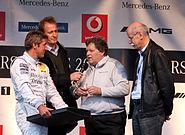 Bernd Schneider Norbert Haug Dieter Zetsche 2008 amk