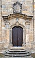 Berndorf Friedenskirche Tür 041373.jpg