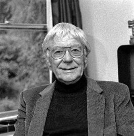 Bert Haanstra in 1989