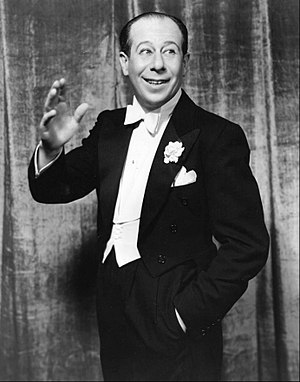 Bert Lahr - Bert Lahr, early in his career around 1936