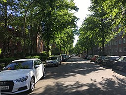 Bethesdastraße in Hamburg