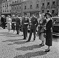Bezoek Koninklijk Paar aan Luxemburg Dudelangehulde, Bestanddeelnr 904-6387.jpg