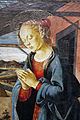 Biagio d'antonio tucci, madonna col bambino e un angelo, 1475 ca. 02.JPG