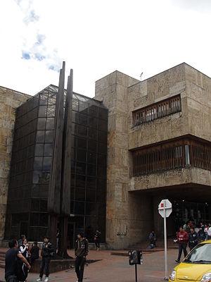 Luis Ángel Arango Library - Image: Biblioteca Luis Ángel Arango (Bogotá) 02