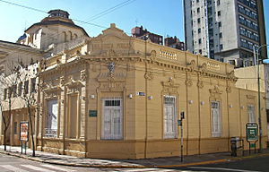 Quilmes - Sarmiento Public Library