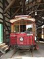 Biddeford & Saco Railroad car 31 at Seashore Trolley Museum (2016).jpg