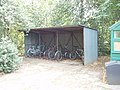 Bike shed, Kew Gardens - geograph.org.uk - 215027.jpg