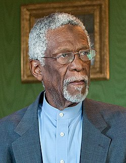 Bill Russell American basketball player and coach