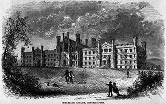 Isaac G. Perry - The New York State Inebriate Asylum
