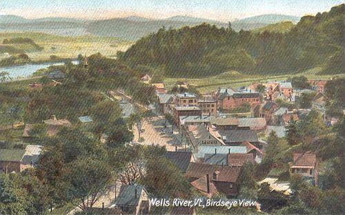 Wells River mailbbox