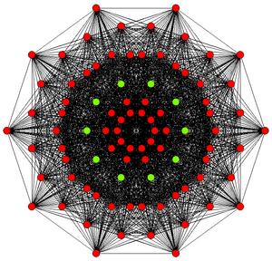 E9 honeycomb - Image: Birectified 9 simplex