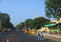 Birla Mandir - Delhi, views around (1).JPG