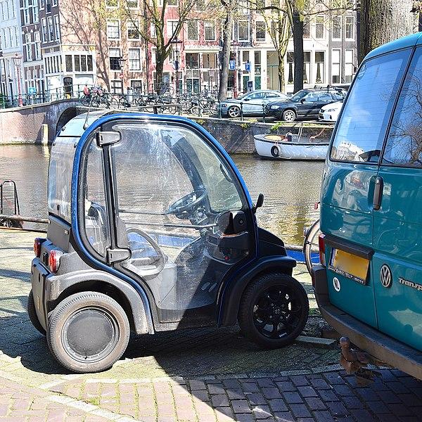 Власти Амстердам временно запретят Biros, введя новые правила на его эксплуатацию