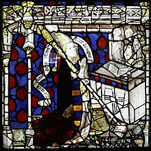 Bishop Walter Skirlaw, East Window, York Minster.jpg