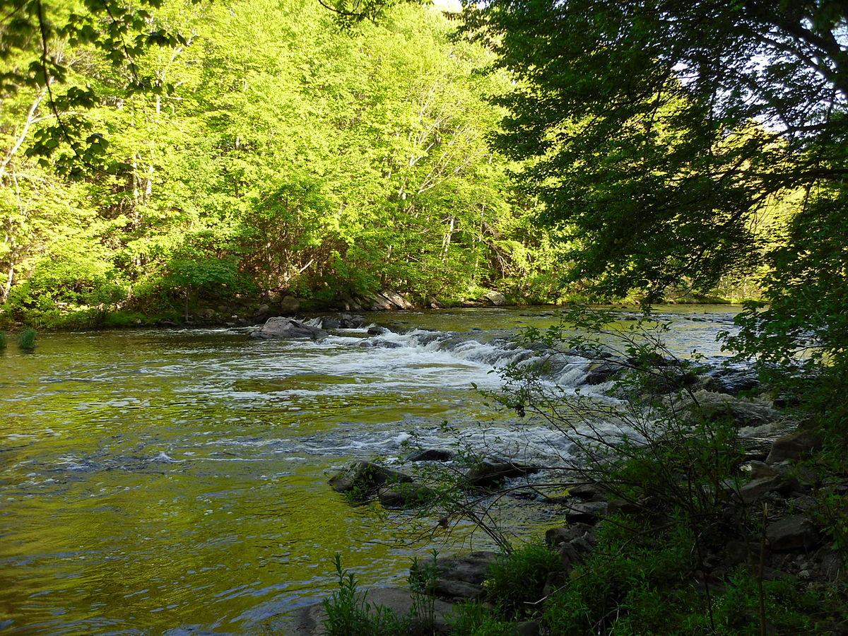 River: Blackstone River