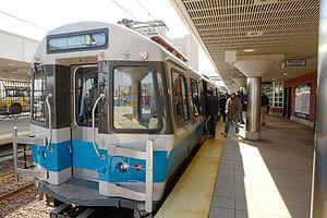 Wonderland (MBTA station) - Wonderland's platforms were rebuilt in 2008