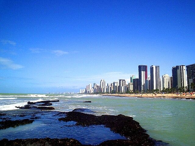 """Boa viagem"". Licensed under Public domain via Wikimedia Commons - https://commons.wikimedia.org/wiki/File:Boa_viagem.jpg#mediaviewer/File:Boa_viagem.jpg"