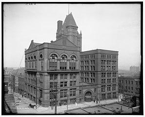 Board Of Trade Building Kansas City Mo