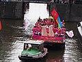 Boat 22 Pink Marrakech, Canal Parade Amsterdam 2017 foto10.JPG