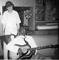Bob West with Furry Lewis.jpg
