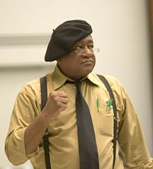 Photo de Bobby Seale
