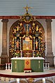 Bollebygds kyrka - Altaret.JPG